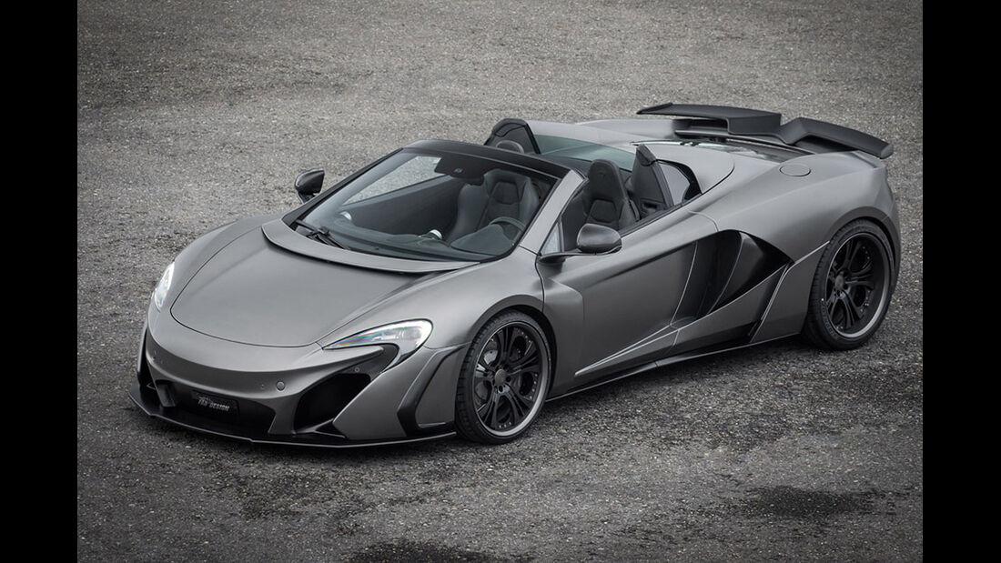 FAB Design McLaren 650S VAYU Tuning