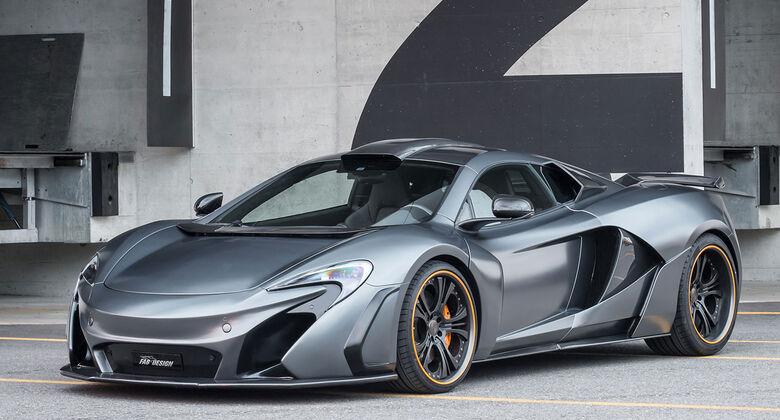 FAB Design VAYU GTR 700 McLaren