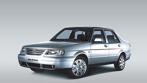 FAW VW Jetta in China