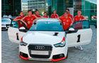 FC Bayern München, Fußballer und Autos, Audi A1