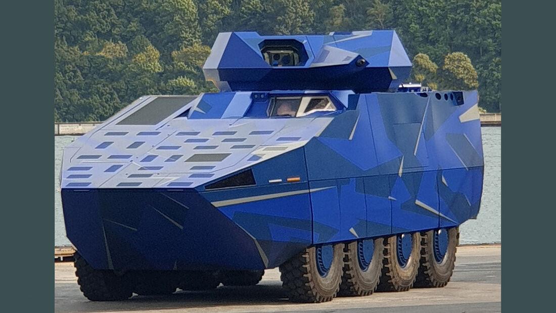 FFG Genesis Elektro Panzer