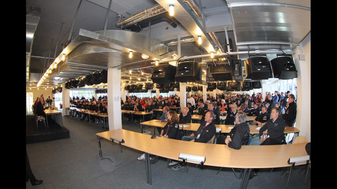 FH Köln Motorsport, 24h-Rennen Nürburgring 2012, Donnerstag 17-05-2012