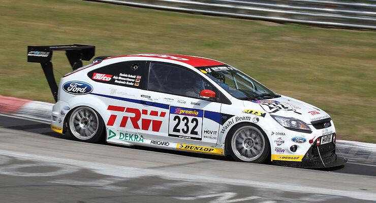 FH Köln Motorsport Ford Focus RS VLN