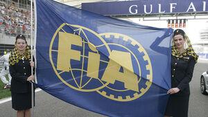FIA Flagge