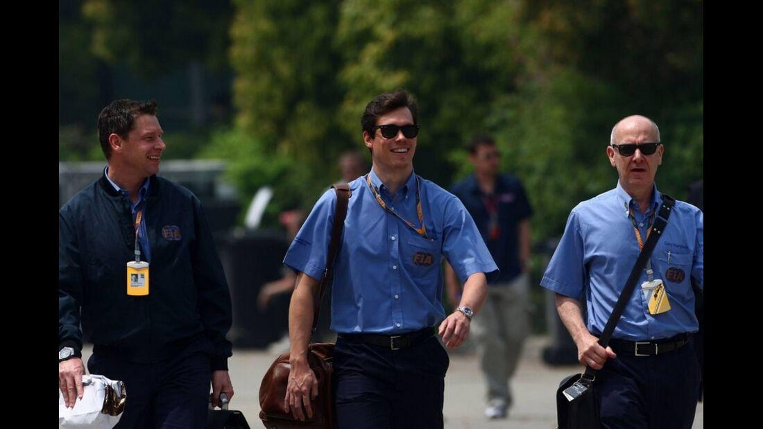 FIA Formel 1 GP China 2011