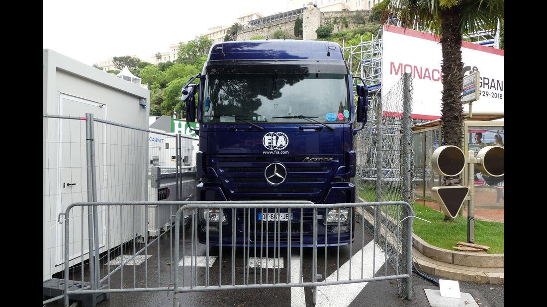 FIA - Formel 1 - GP Monaco - Mittwoch - 22.5.2018
