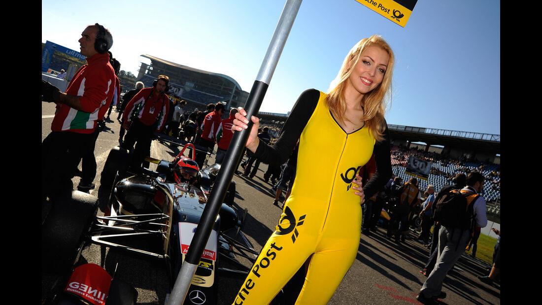 FIA Formel 3 Europameisterschaft - Hockenheim - Grid Girl - 10/2014