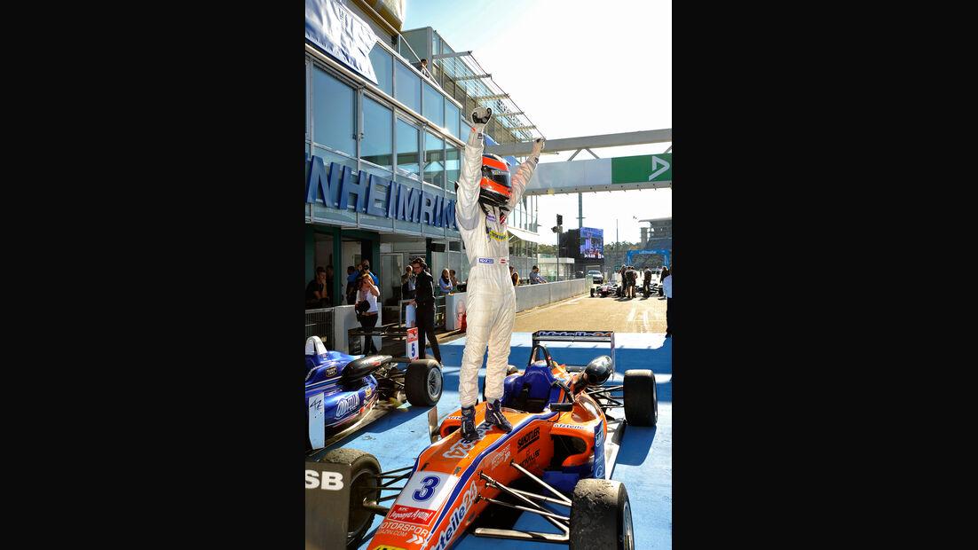 FIA Formel 3 Europameisterschaft - Lucas Auer - Hockenheim - 10/2014