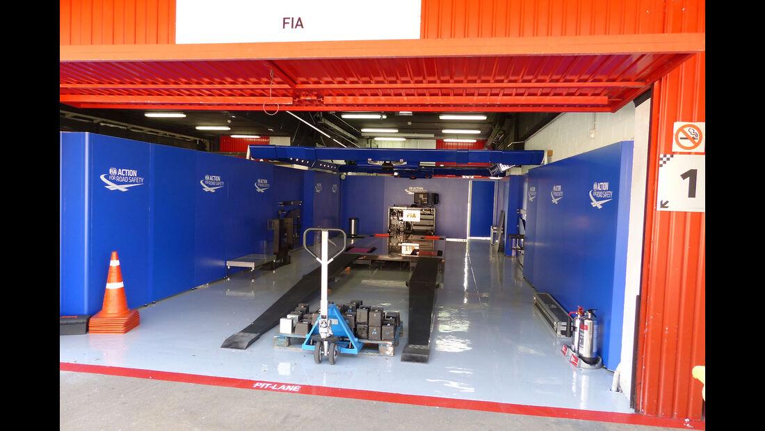 FIA - GP Barcelona - Formel 1 - Mittwoch - 6.5.2015