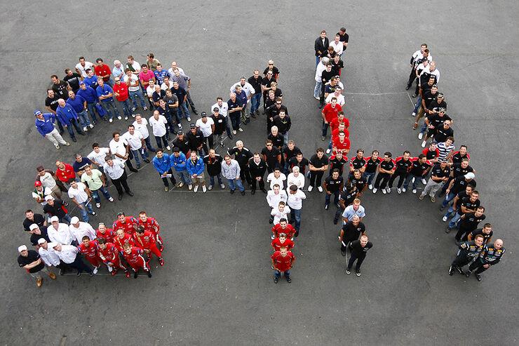 FIA-GT 24-Stunden-Rennen Spa