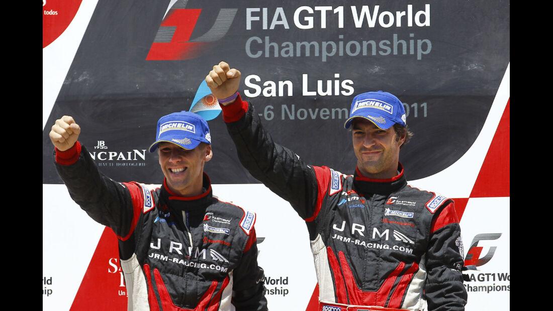 FIA GT-WM, Krumm, Luhr