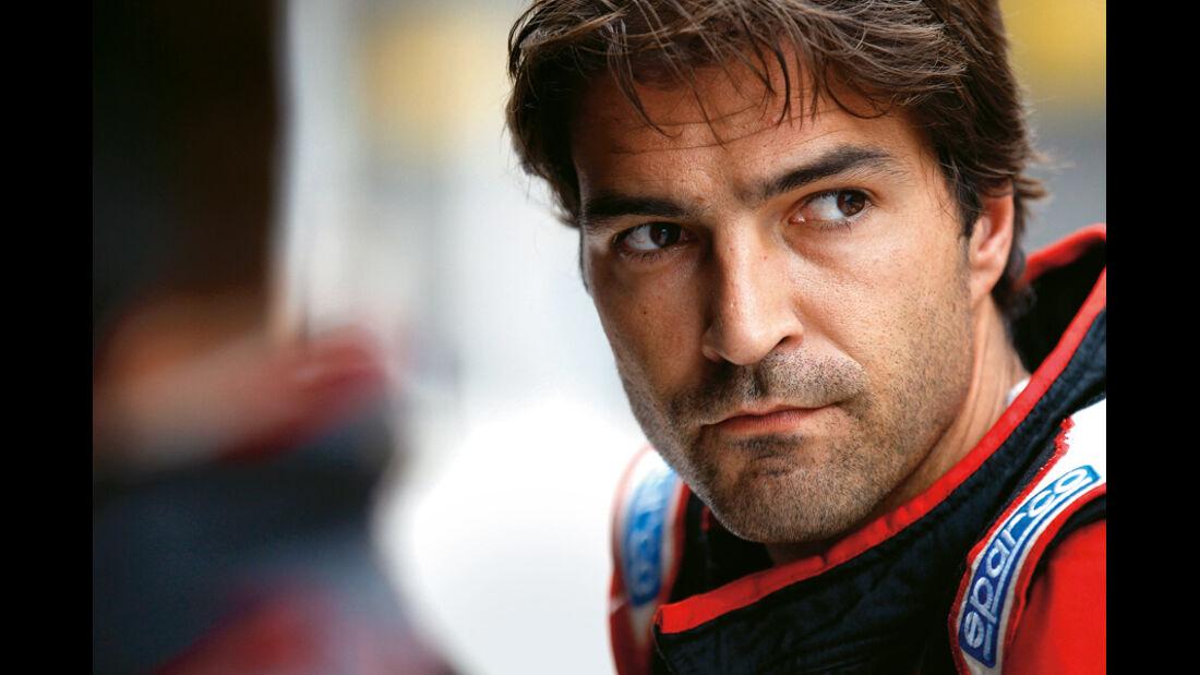 FIA GT-WM, Lucas Luhr