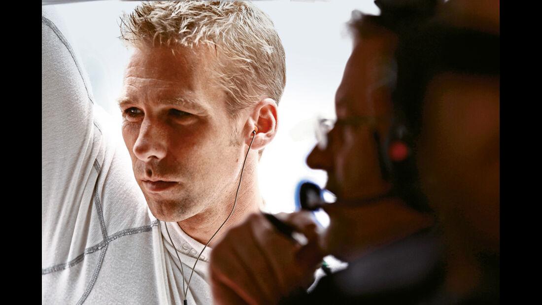 FIA GT-WM, Michael Krumm