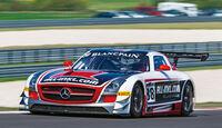 FIA GT1-WM, Mercedes SLS, Frontansicht