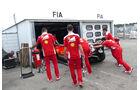 FIA Garage - Ferrari - Formel 1 - 2016