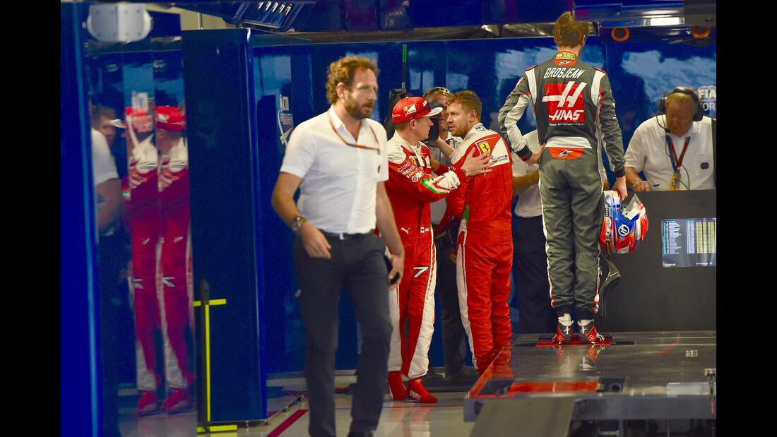 FIA-Garage - GP Japan 2016