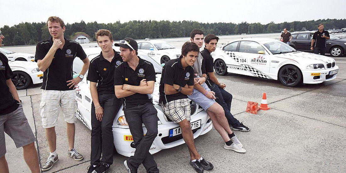 FIA Institute Young Driver Excellence Academy