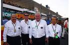 FIA Kommissare  - Formel 1 - GP Japan - 9. Oktober 2011