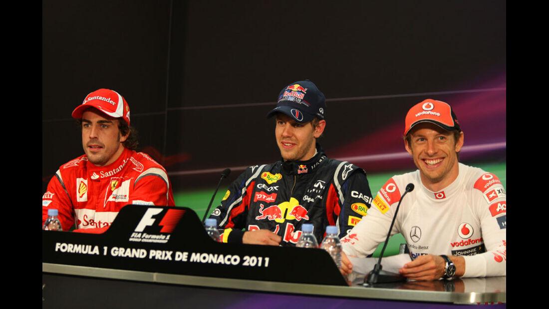 FIA PK GP Monaco 2011