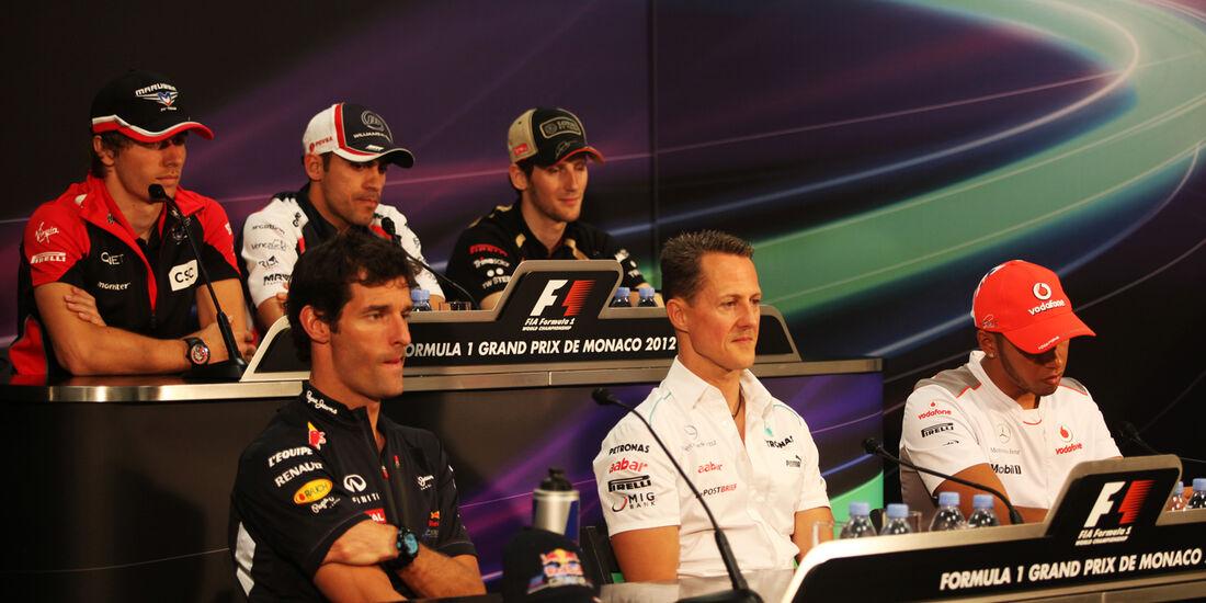 FIA PK - GP Monaco - 23. Mai 2012