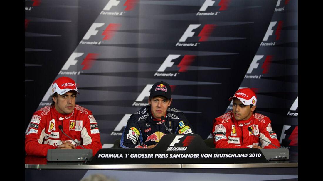 FIA PK Qualifying Hockenheim