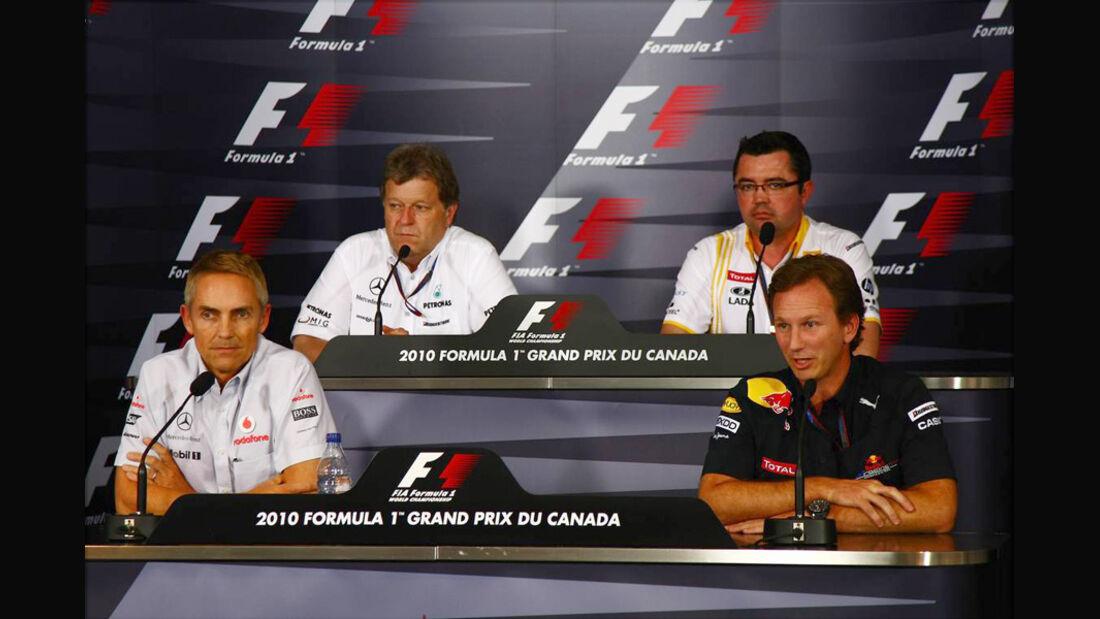 FIA PK in Montreal
