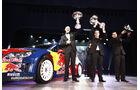 FIA Preisverleihung, Olivier Quesnel, Sebastien Loeb, Daniel Elena