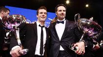 FIA Preisverleihung, Sebastien Loeb, Yvan Muller