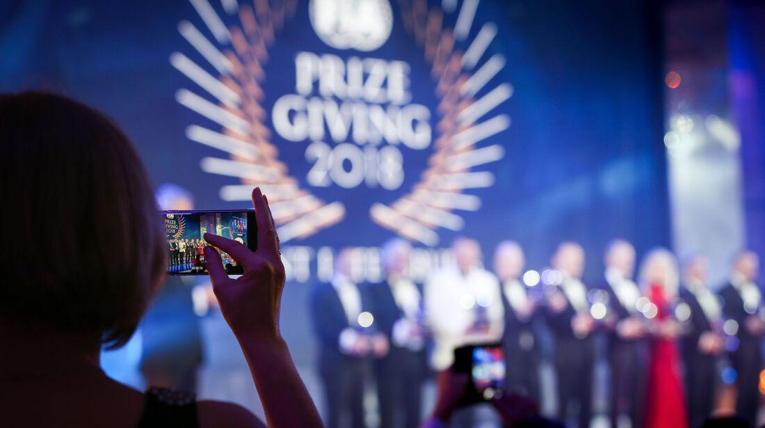 FIA - Preisverleihung - St. Petersburg