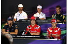 FIA-Pressekonferenz GP Italien 2011