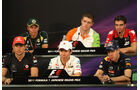 FIA-Pressekonferenz - GP Japan - Suzuka - 6. Oktober 2011