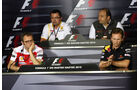 FIA Pressekonferenz