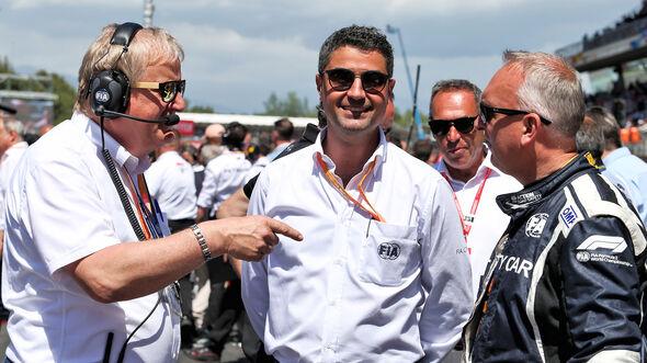 FIA-Rennleiter Michael Masi - Formel 1 - 2019
