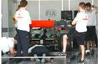 FIA Scrutineering - Formel 1