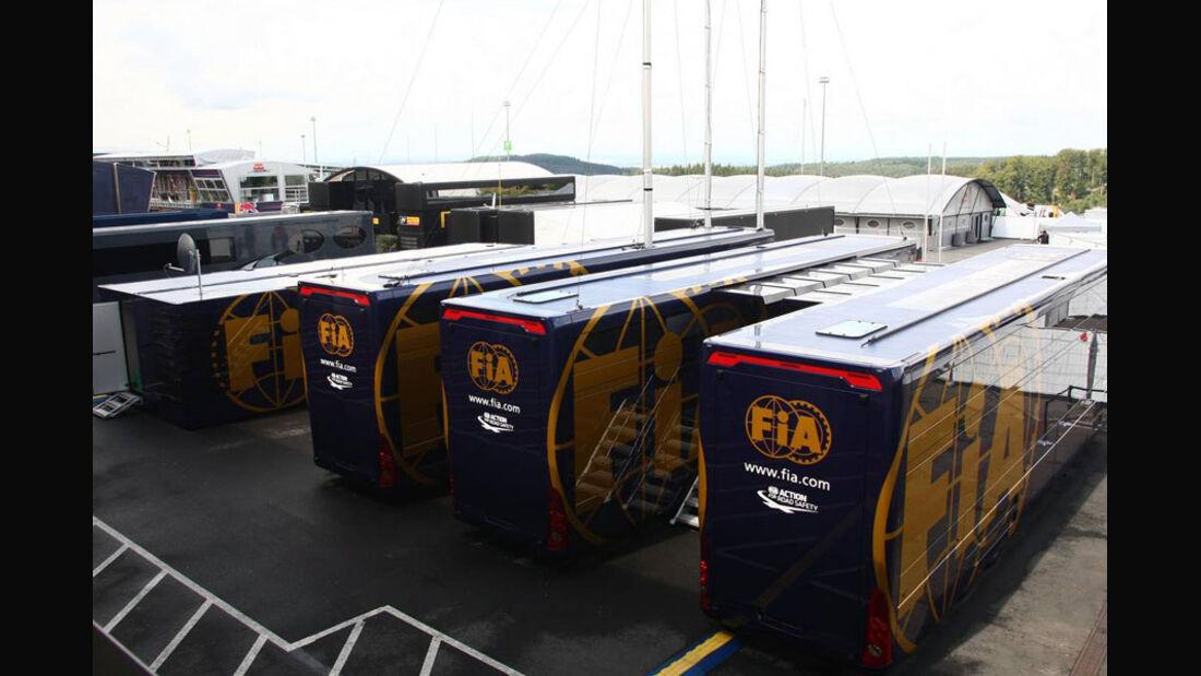 FIA-Trucks - Nürburgring - GP Deutschland - 21. Juli 2011