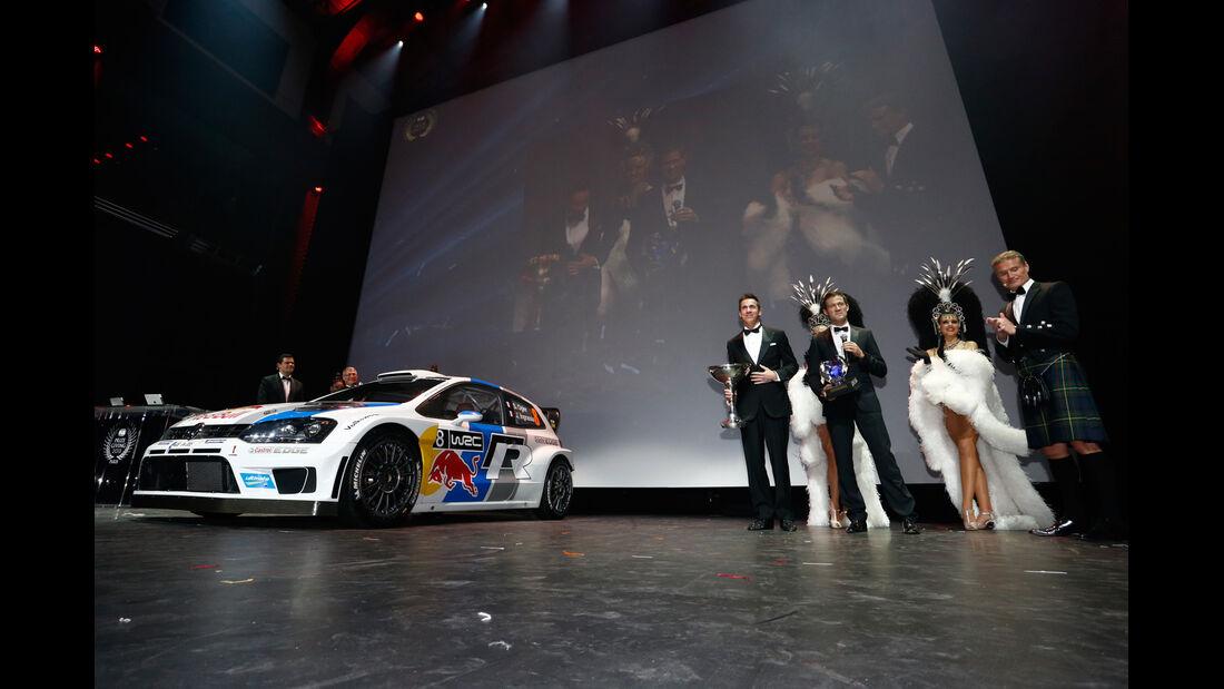 FIA WM-Gala - WRC Champion