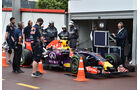 FIA Waage - Red Bull - GP Monaco 2015