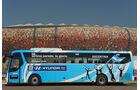 FIFA, Fussball WM, 2010, Busse, Hyundai, Argentinien
