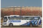 FIFA, Fussball WM, 2010, Busse, Hyundai, Honduras