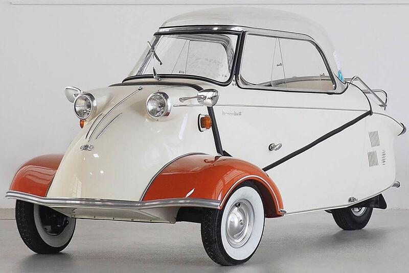 FMR Kabinenroller KR 200 (1957)