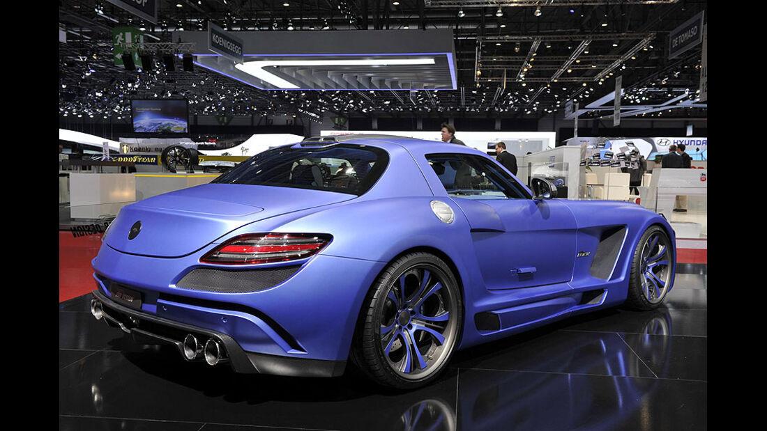 Fab Design, Mercedes SLS AMG, Tuner, Messe, Genf, 2011