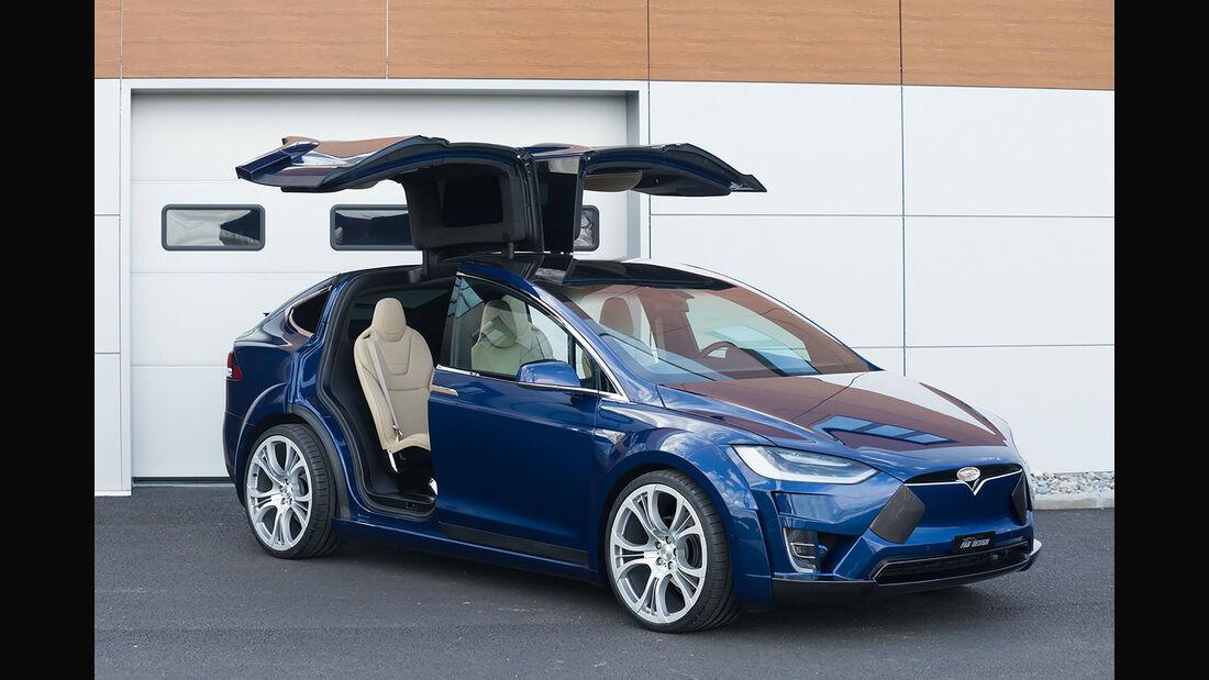 Fab Design Virium Tesla Model X