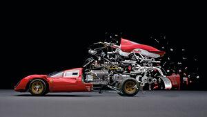 Fabian Oefner, Ferrari 330 P4