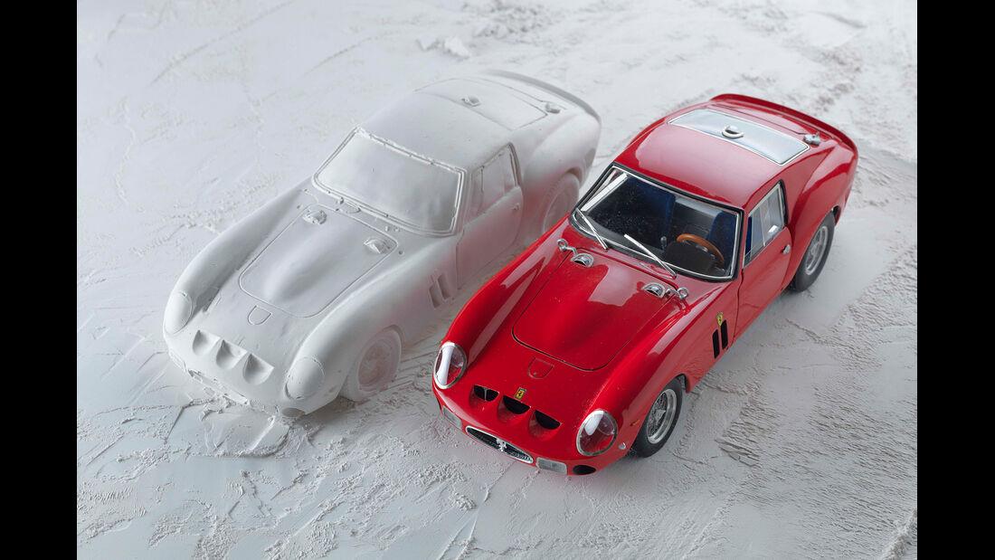 Fabian Oefner, Ferrari 330 P4, Modelle