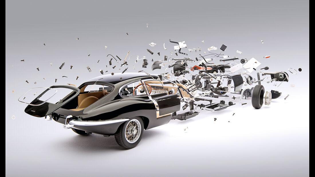 Fabian Oefner, Jaguar E-Type Coupé