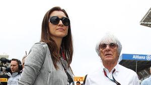 Fabiana & Bernie Ecclestone