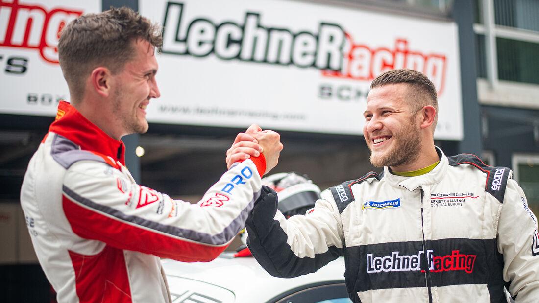 Fabio Grosse - Edwin Waldhier - Super Racer 2020