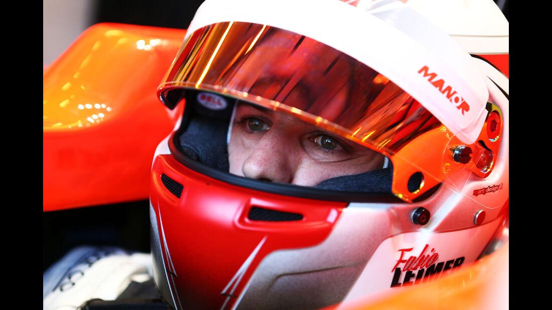 Fabio Leimer - GP Ungarn 2015