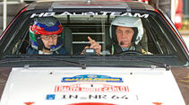 Fabrizia Pons, Harald Demuth, Cockpit