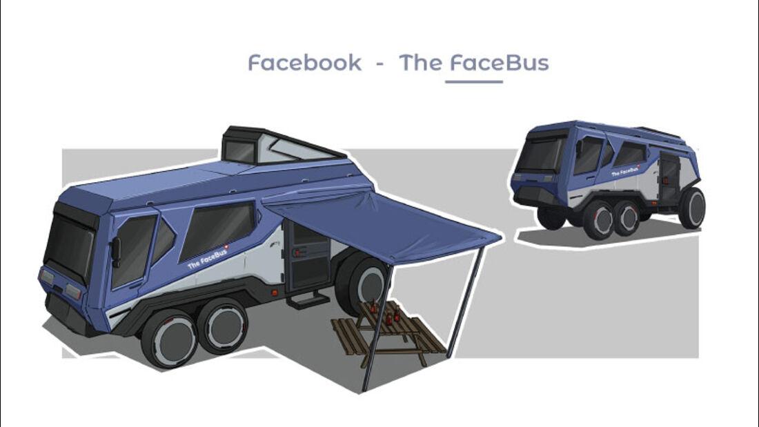 Facebook Facebus